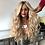 Thumbnail: Wavy Blonde Full Lace Virgin Human Hair Wigs