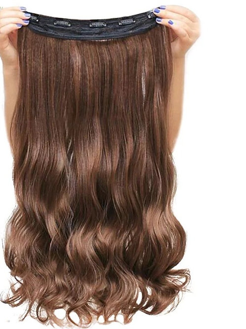 Shop Curly Clip  in Hair Extensions