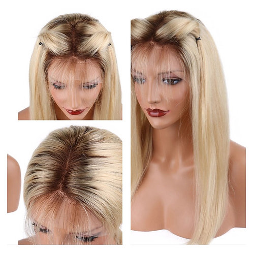 613 Glueless Full Lace Human Hair