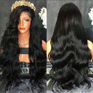 Peruvian Full Lace Wig Body Wave
