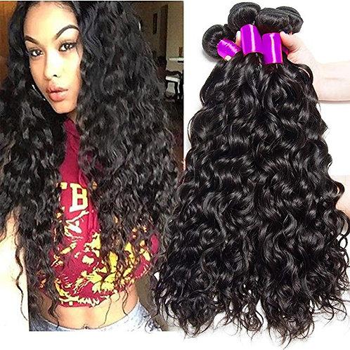 Peruvian Water Wave Bundles Deals 100% Human Hair Remy Peruvian Hair