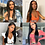 Thumbnail: 28 ,30, 40 Inch Brazilian Glueless Frontal 13x4 Lace Front  Pre Plucked