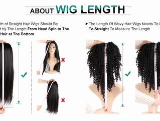 How to measure your wigs?