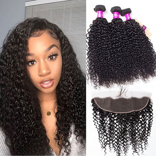 3 deep curly bundles and closures