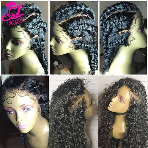 Brazilian Full Lace Front Wig