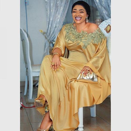 Dashiki Long Maxi Plus Size Dress Ladies Traditional African
