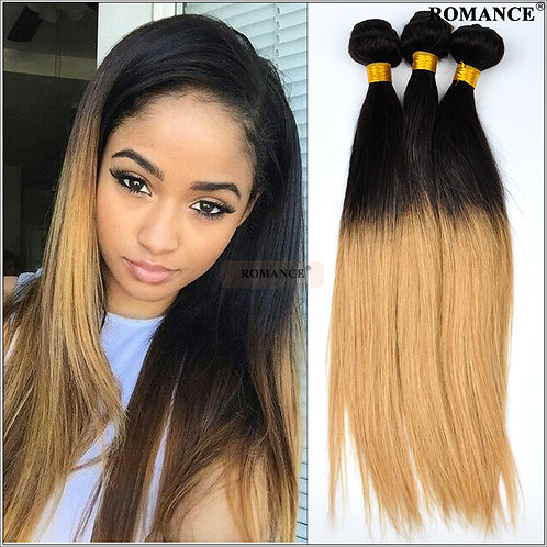 Two tone extensions
