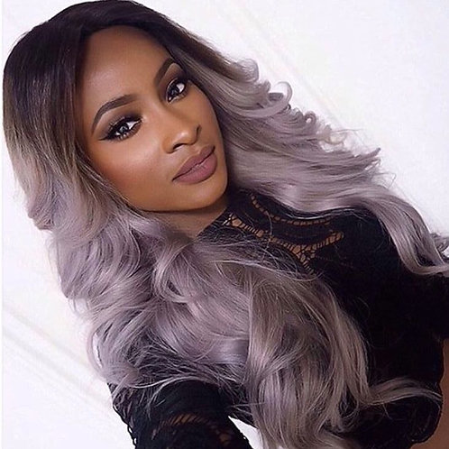 Ombre Body Wave Lace Wig