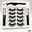 Thumbnail: 3 Pairs of Magnetic Eyelashes, Waterproof Magnetic Eyeliner and Tweezers