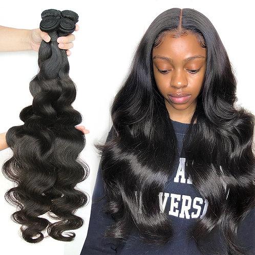30 32 34 36 38 40 Inch Body Wave Bundles Brazilian Hair Weave Bundles