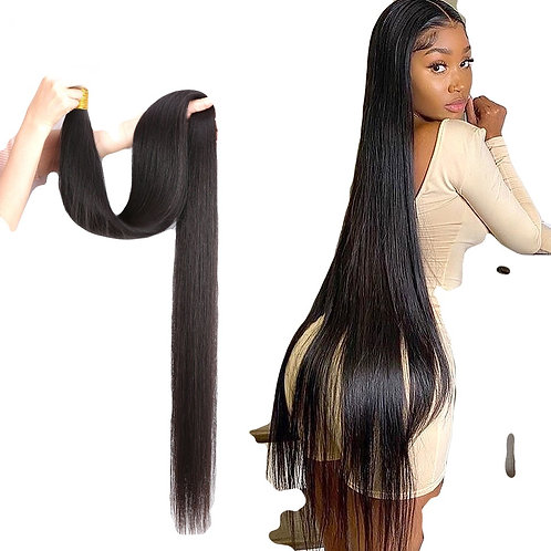 28 -40 Inch Virgin Remy Brazilian Hair