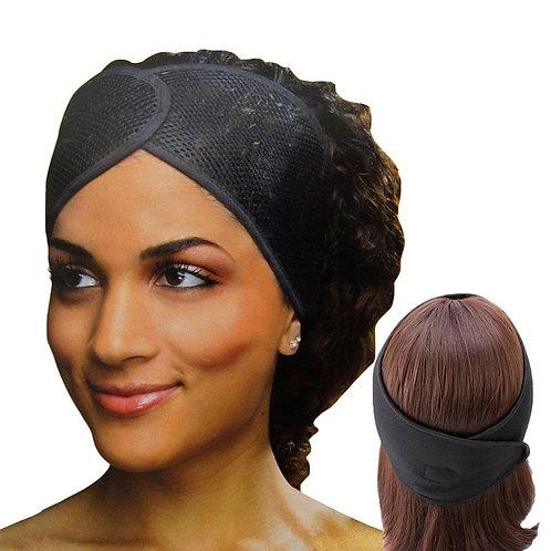 Lace Wig Headband Foam Mesh Wrap