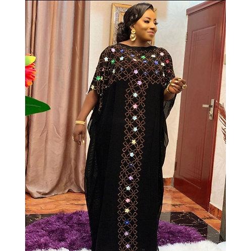Arabic Dress- Abaya Muslim Dress for Women