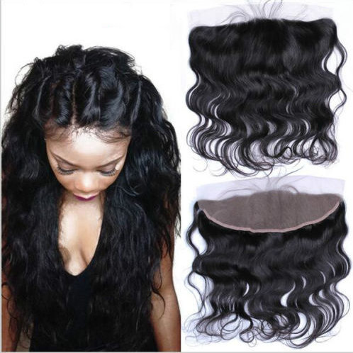 Silk Base Frontal Body Wave