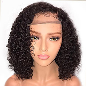 14 inches deep curly wig