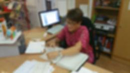 Escola Catalunya Sant Cugat AMPA biblioteca