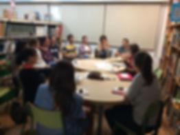 Escola Catalunya Sant Cugat AMPA assemblees