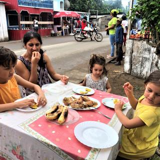 19 Ribera Alfonso street food, East coast