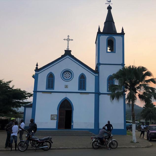 Santo Antonio church