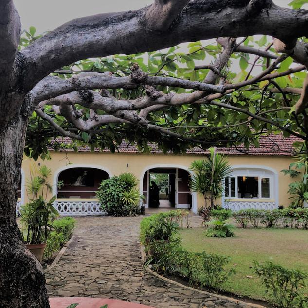 Belo Monte plantation guesthouses