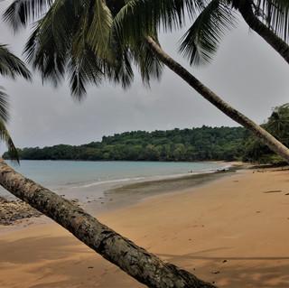 Praia Ribeira Izé