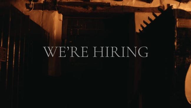 Short Film 'We're Hiring'