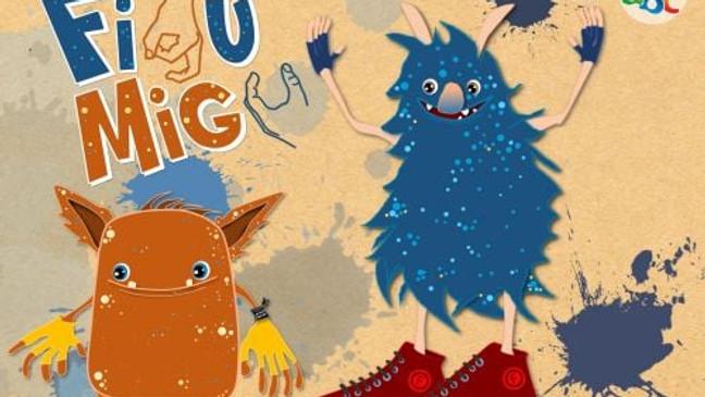 Animated TV Series 'Figu Migu'