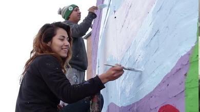 TV Series 'Murales del bicentenario'