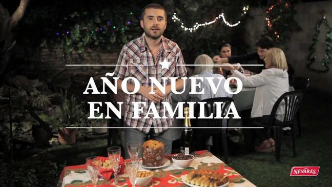 Commercial 'Nevares navidad'