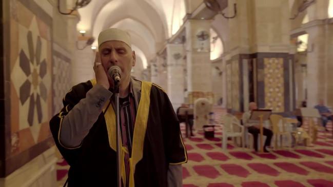 Feature Documentary 'One night in Al Aqsa' - Trailer