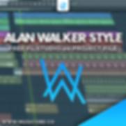 EDM Like Alan Walker FLP 2.png