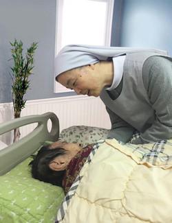 라파엘 수녀님-수정
