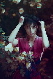 Photographer | Anjelica Hyde Model | Marie Jean Taylor Designer | Emiah