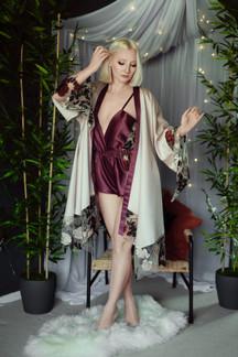 Photographer | Rob Rook Boudoir Photography Model | Cassie Rae Designer | Emiah