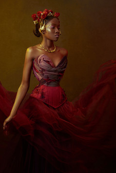 Photographer & Styling | NEWO Imagery Model | Sherelle MUA | Ambellina Designer | Emiah