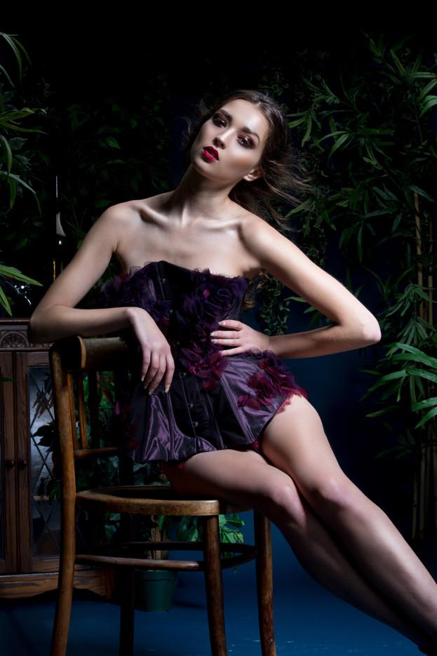Shoal | Emiah Couture