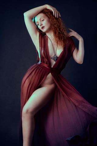 Photographer | Sheridan's Art Model | Ivory Flame Designer | Emiah Jewellery | Eero Hintsanen