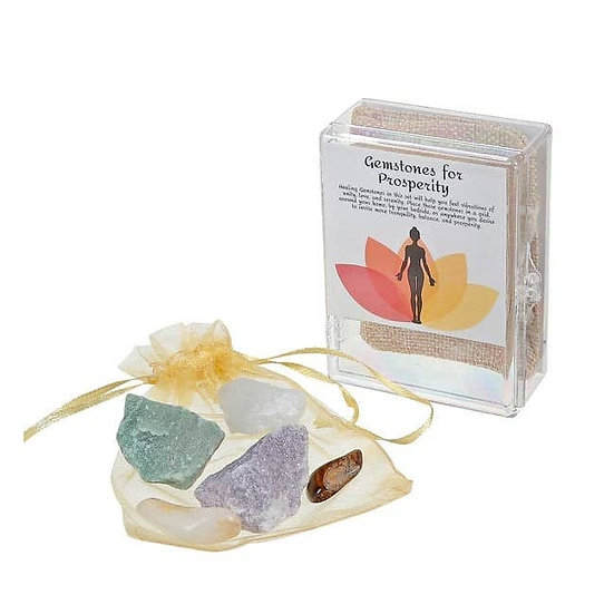 Gem Stone & Meditation Kits