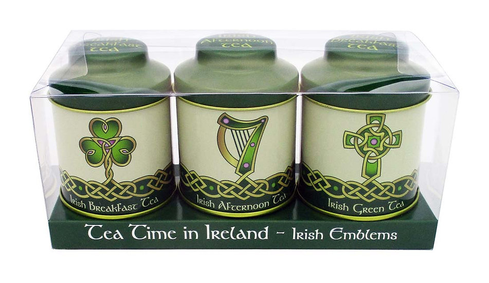 Irish Symbols Tea