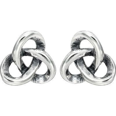 Trinity 3D Earrings