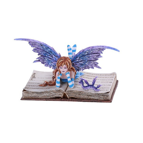 Bookworm Fairy (Amy Brown)