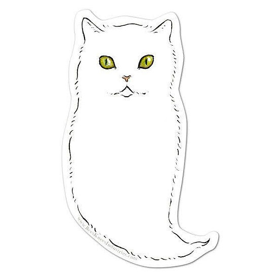 Magical Cat Stickers
