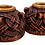 Thumbnail: Celtic candle holders