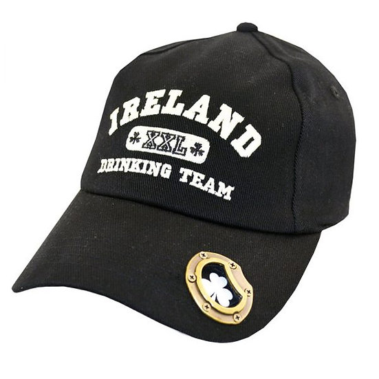 Ireland Drinking Team Baseball Hat
