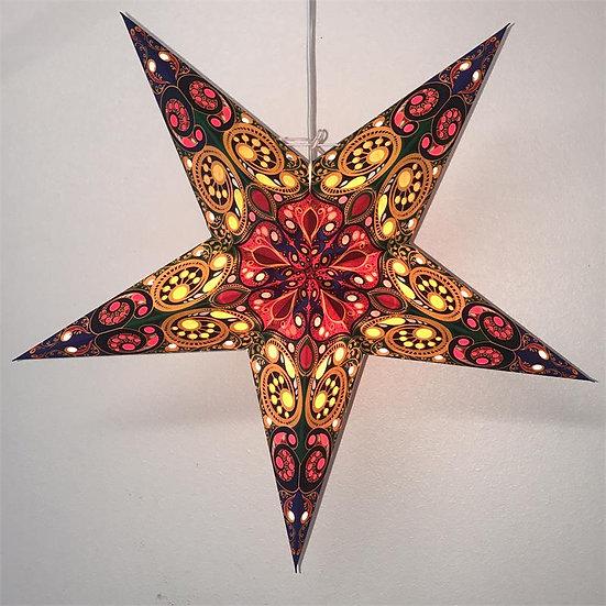 Paper Star Light Pyxis