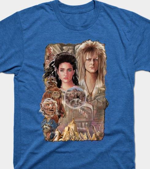 the Labyrinth T-shirt
