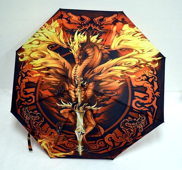 Dragonfire Umbrella