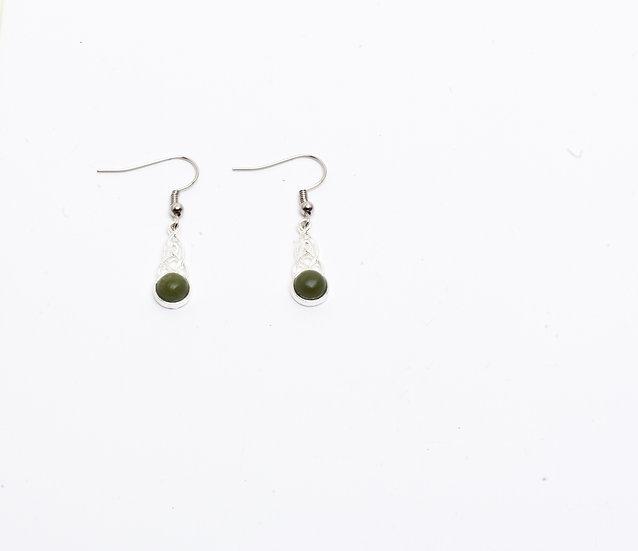 Connemara Oval Earrings