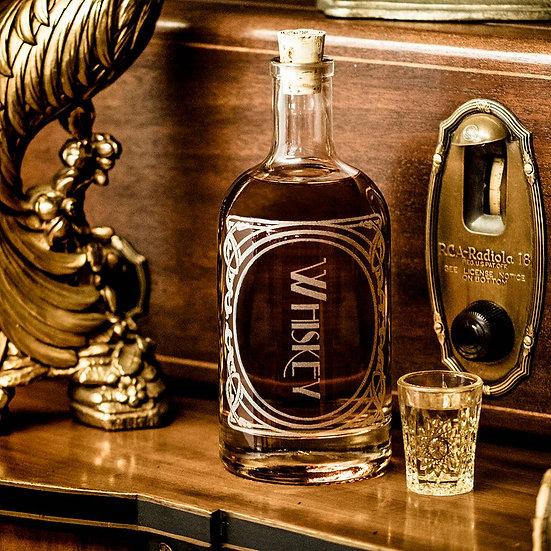 Whiskey Bottle for spirits
