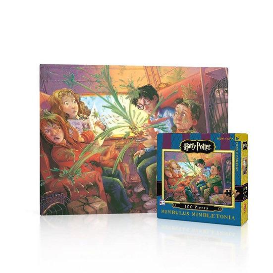 Harry Potter Mimbulus Mimbletonia puzzle